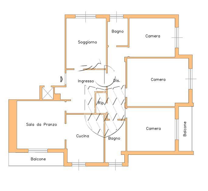 appartamento vendita la spezia maggiolina